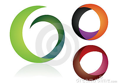 Logo elements - color