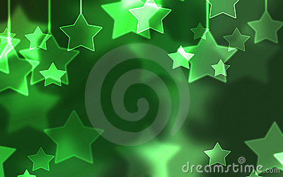 Star beautiful holiday background