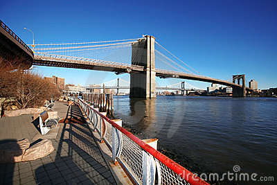 Classical NY - Brooklyn bridge