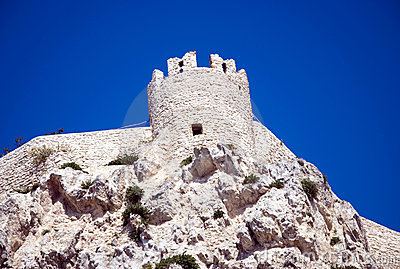 Saint Nicola tower - Tremiti islands