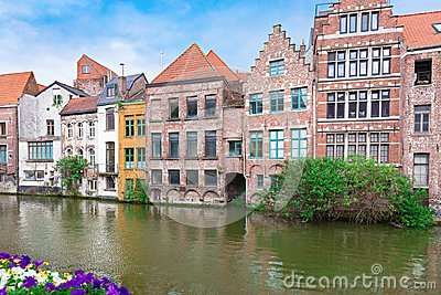 Canal in Gent