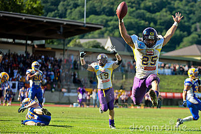 Austrian Bowl XXV - Graz Giants vs. Vienna Vikings
