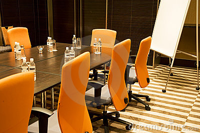 Modern Meeting Room
