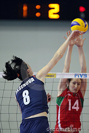 FIVB WOMEN'S VOLLEYBALL CHAMPIONSHIP - BELARUS