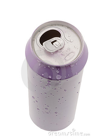 Tin cans for beverages
