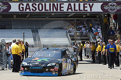 NASCAR:  FedEx Allstate 400 at the Brickyard
