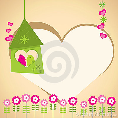 Greeting Card - love