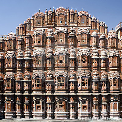 Palace of The Winds,India
