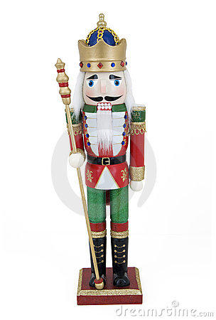 Handsome Nutcracker