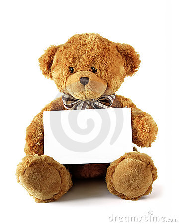 Wishing Teddy Bear
