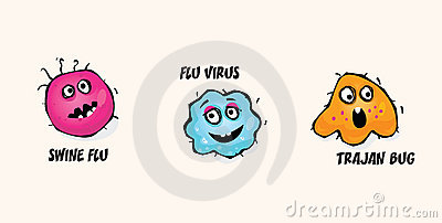 Viruses set