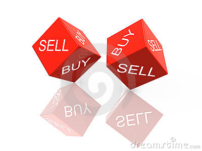 Buy Sell cubes