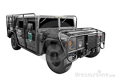 Special force vehicle