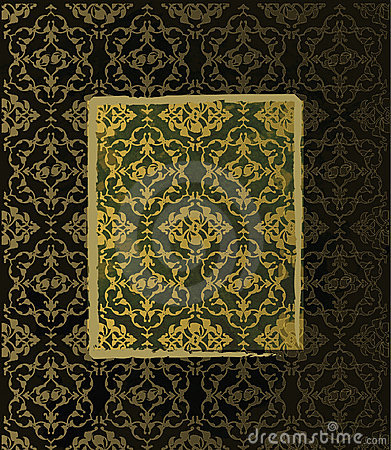 Traditional ottoman turkish seamless tile