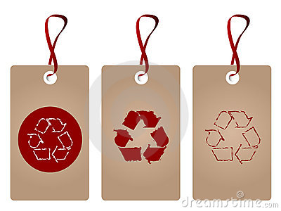 Recycle tags