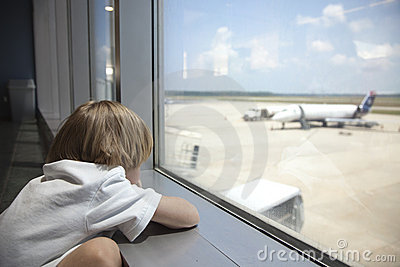 Waiting for the Airplane