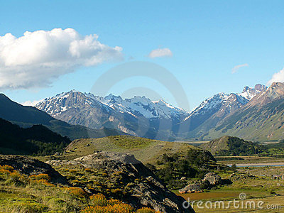 Argentinian Andes
