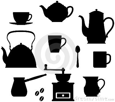 Tea – Coffee time (Crockery)