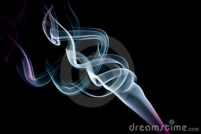ABSTRACT SMOKE CURVES