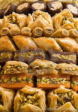 The baklava