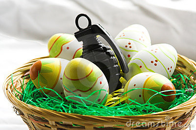 War easter nest