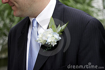 Grooms Corsage