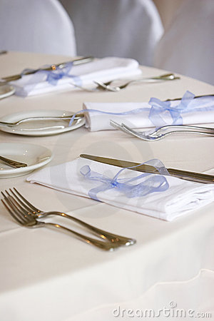 Table setting - series