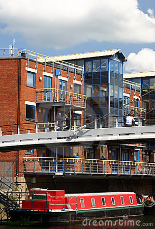 Canal Apartments, Leeds