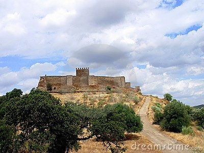 Castle of Noudar