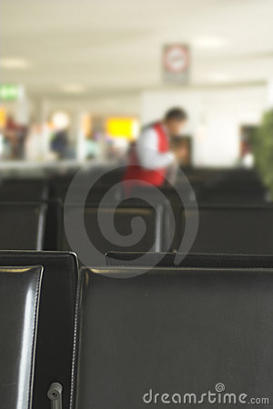 Waiting room-airport