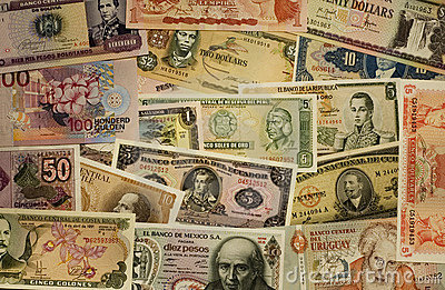 South-American money