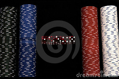 Casino Chips - Dice