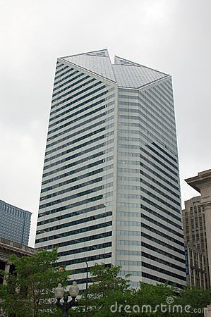 Chicago - Downtown building