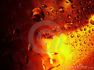 Beer Droplets
