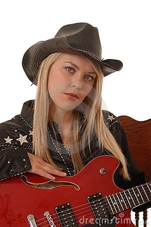 Cowgirl Musician Two