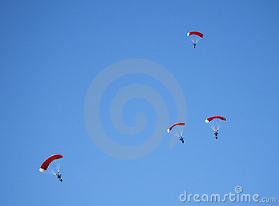 Skydiver 9