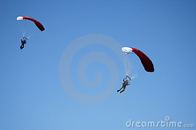 Skydiver 10