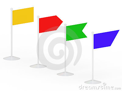 Color flags