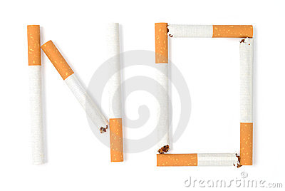NO Smoking Concept