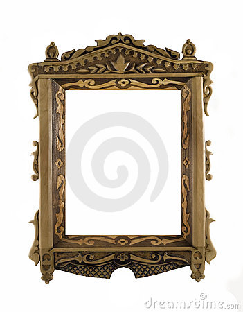 Wooden carved Frame for picture or portrait