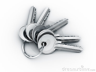 Bundle of keys