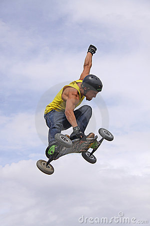 Moutainboard Jump