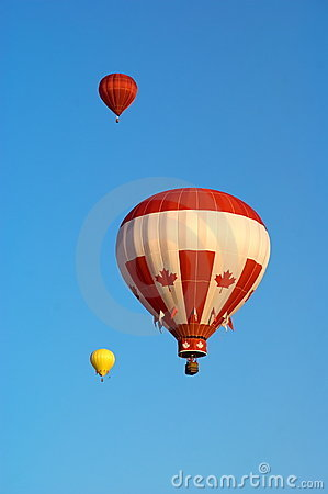 Hot Air Balloons #2