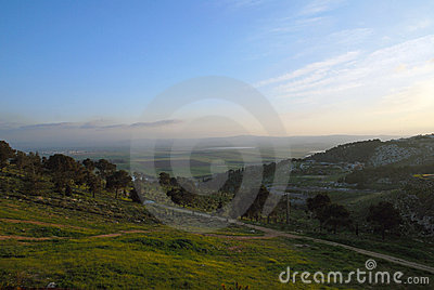 Israel valley