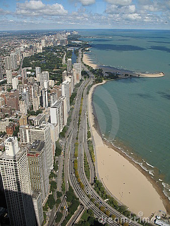 Chicago, Lake Shore Drive