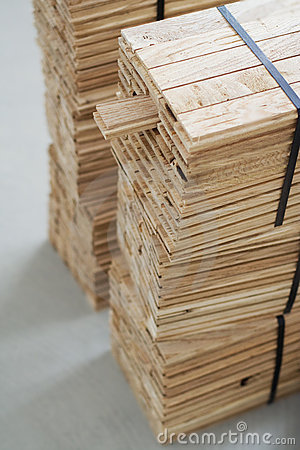 Parquet packages