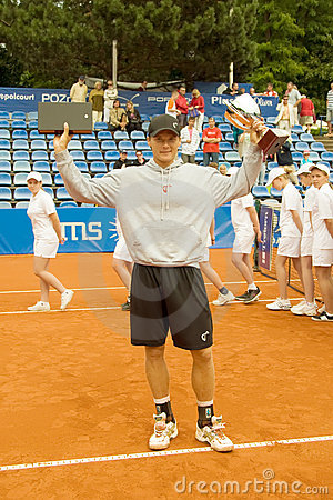 Poznan Porshe Open 2009 - P.Luczak - The Winner
