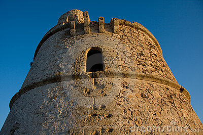 Formentera Old Defense Tower