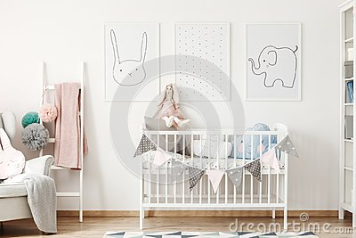 Child size bed