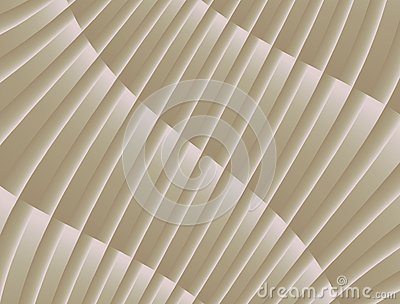 Textured Abstract Curves and Lines Geometric Diagonal Background Design Beige Tan Ivory